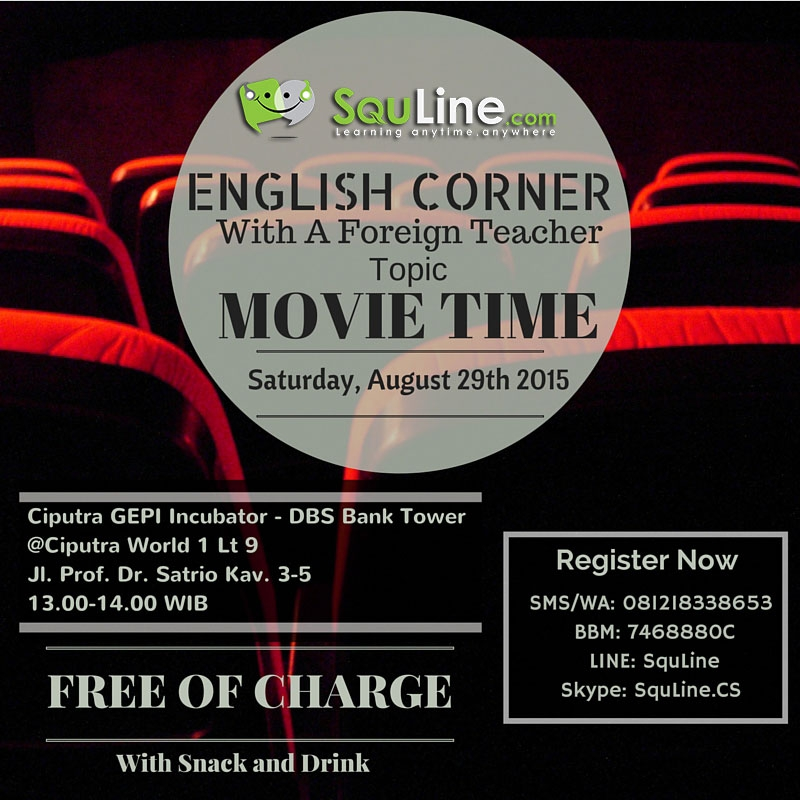 English Corner Movie2