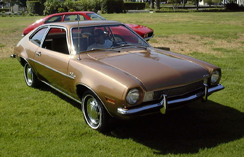 ford pinto squline