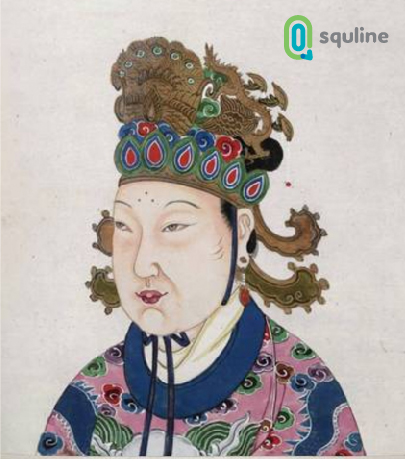 Wu Zetian : China's One and Only Female Emperor.
