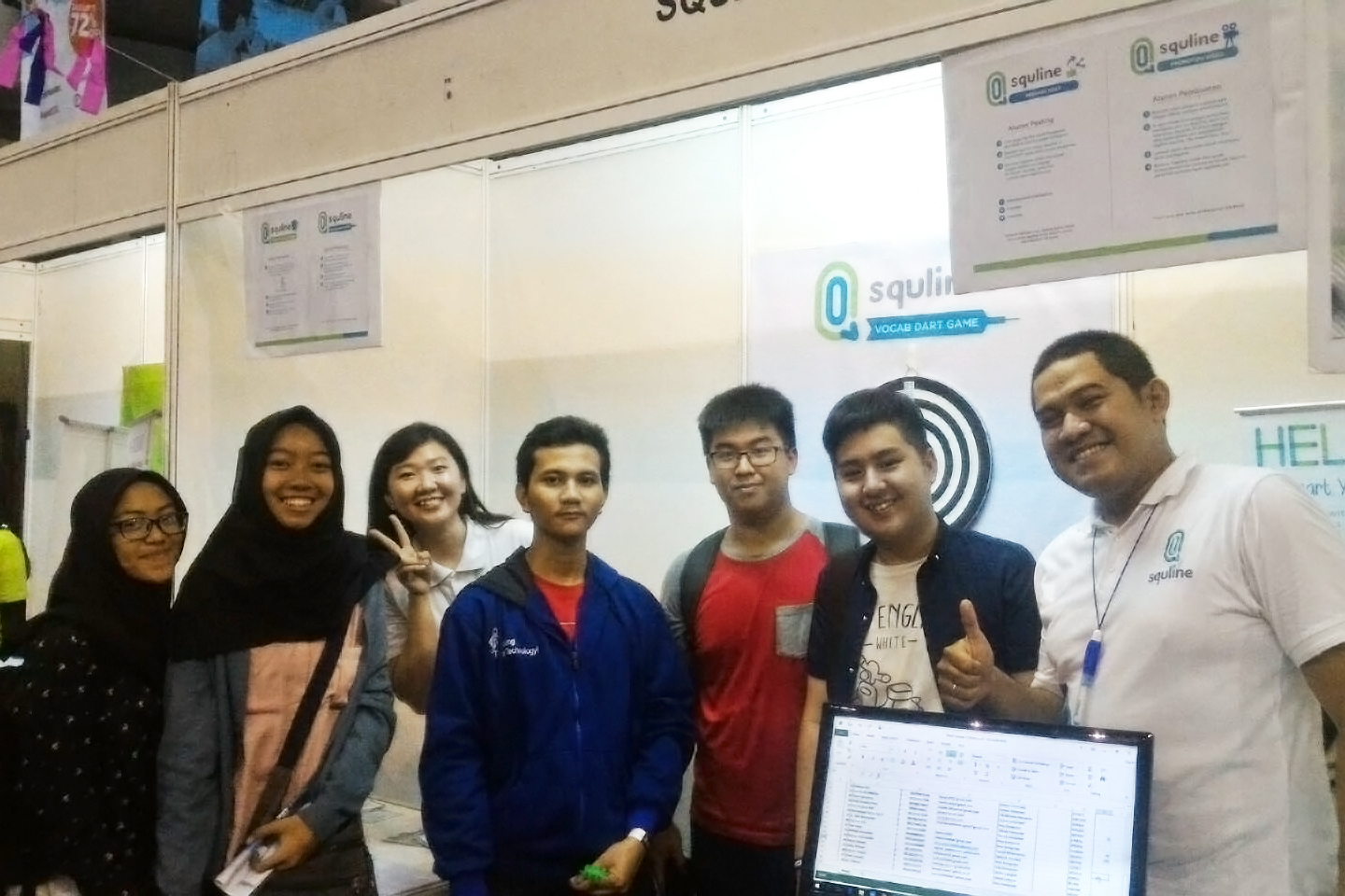 Fun Time at COMPFEST 8 Universitas Indonesia 2