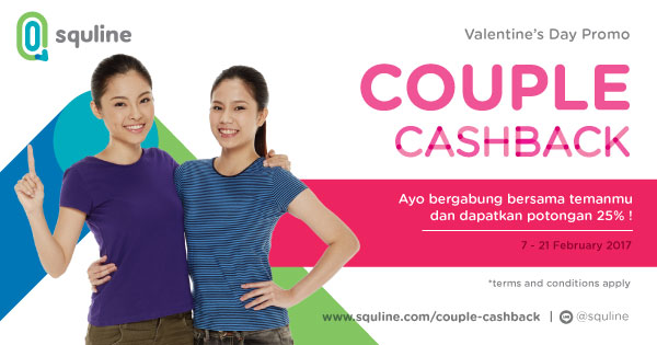 Squline Couple Cashback