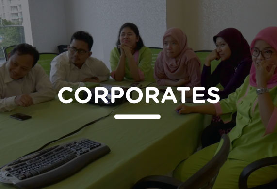 Corporates as one of Squline client