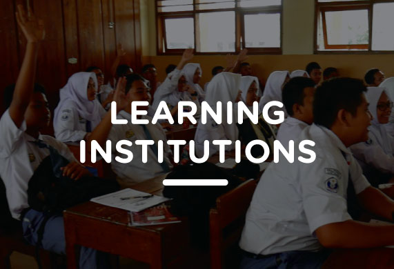 Learning Institution as one of Squline client