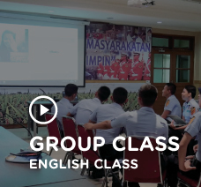 English Group Class Picture at Squline to play video