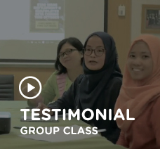 Testimonial Group Class at Squline to play video