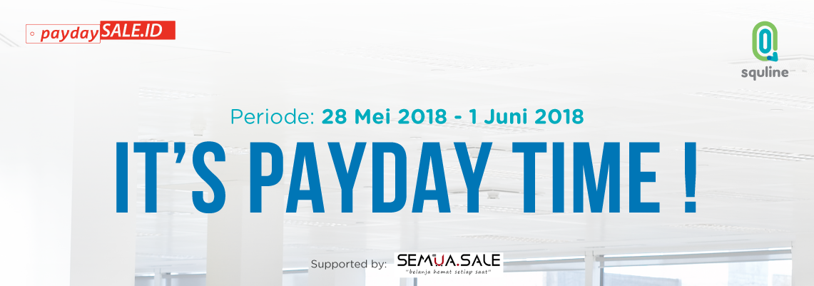 Payday Sale May