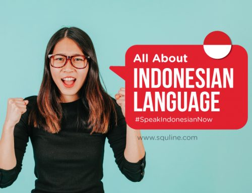 All About Indonesian Language