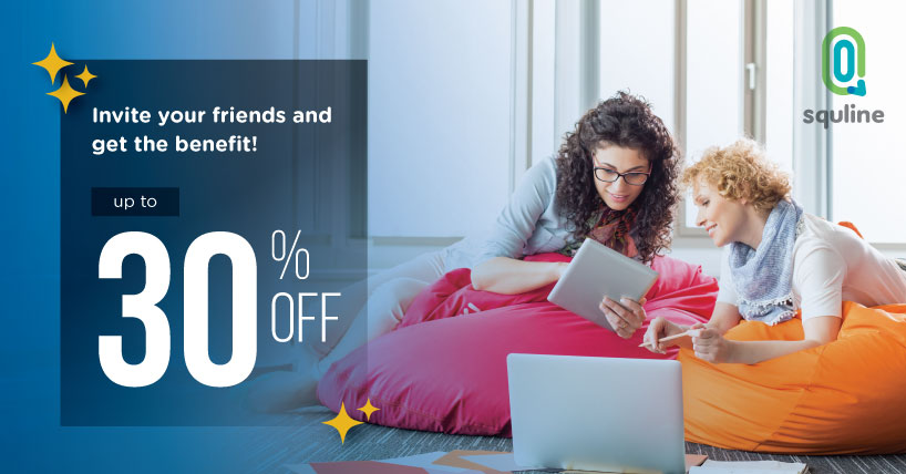 Squline Friendship day offers