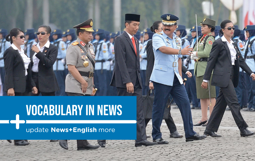 Vocabulary In News: Indonesia's Order to Foreign Workers: Learn the Language