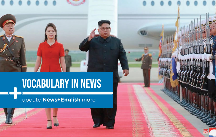Vocabulary In News: Indonesia invites North Korea's Kim Jong Un to Asian Games